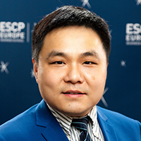 Junior Professor Dr. Chuanwen Dong, Technology and Operations Management, Berlin campus, ESCP