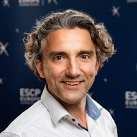 Prof. Dr. René Mauer, Chair of Entrepreneurship and Innovation Berlin Campus, ESCP
