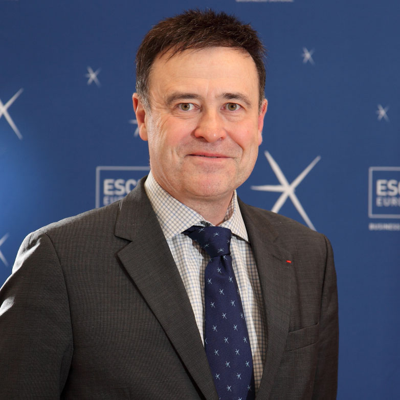 Prof. Frank Bournois, General Secretary of the Asociación, Executive President and Dean of ESCP ESCP