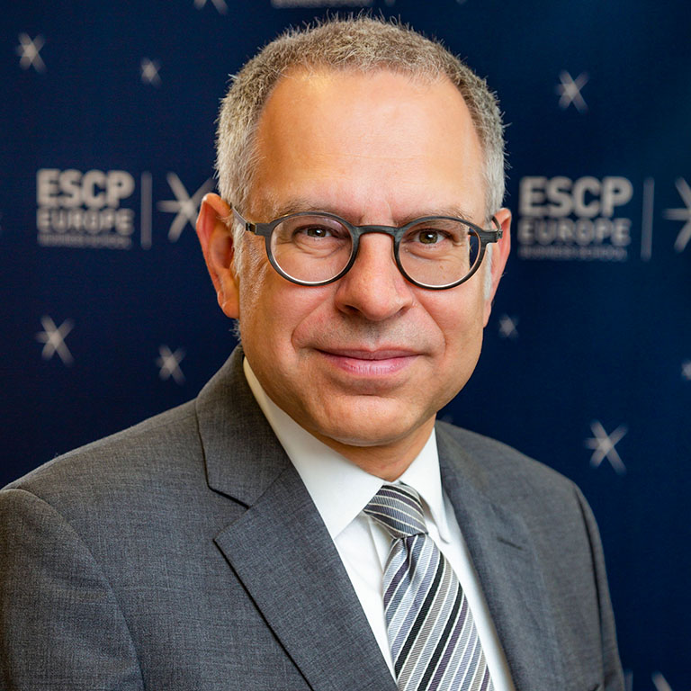 DR Stefan Schmid, director of the Chair of International Management and Strategic Management, ESCP, Berlin campus