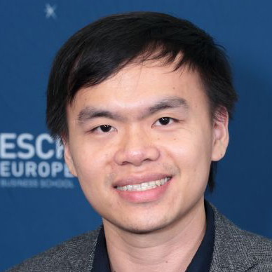 Mahn Hiep Nguyen - PhD candidate in the PhD programme ESCP