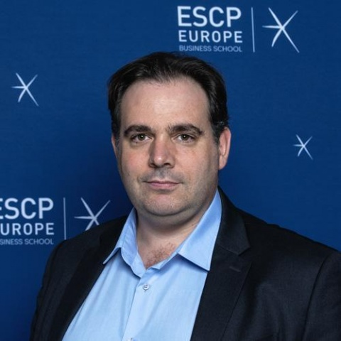 Pierre Séguin - Professeur - ESCP Business School