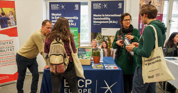 SDG Conference for Sustainable Innovation, ESCP