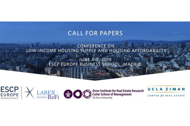 Conference on issues of low-income housing supply, related financing tools, and housing affordability