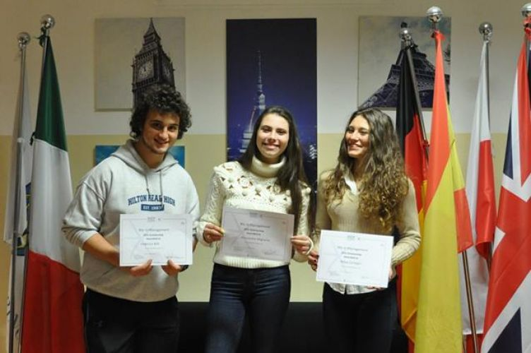 ESCP BSc in Management - Scholarship Contest winners