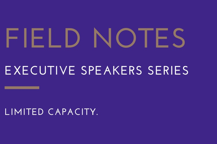 ESCP Field Notes Series