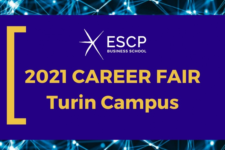 2021 Career Fair | ESCP Turin Campus