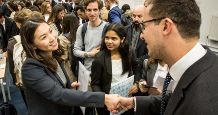 ESCP London Campus hosts 14th Annual Careers Fair