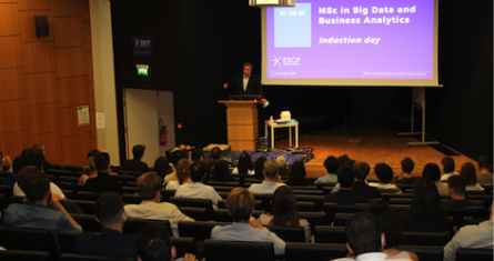 Welcome to EY as partner for the MSc Big Data