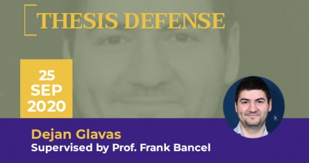 Thesis Defense:  Dejan Glavas - ESCP Business School
