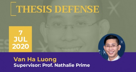 Thesis Defense:  Van Ha Luong - ESCP Business School