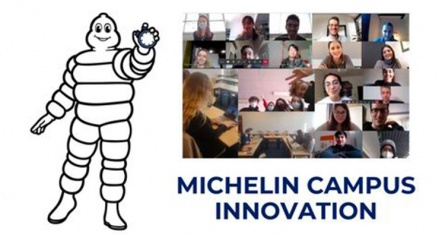 A journey into the digital transformation of Groupe Michelin for about 100 ESCP students