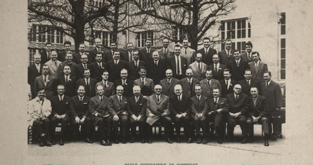 first cycle of advanced courses at ESCP - March 1968