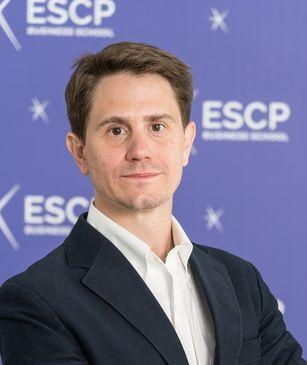 LUQUE Jaime, Associate Professor - Law Economics & Humanities, ESCP