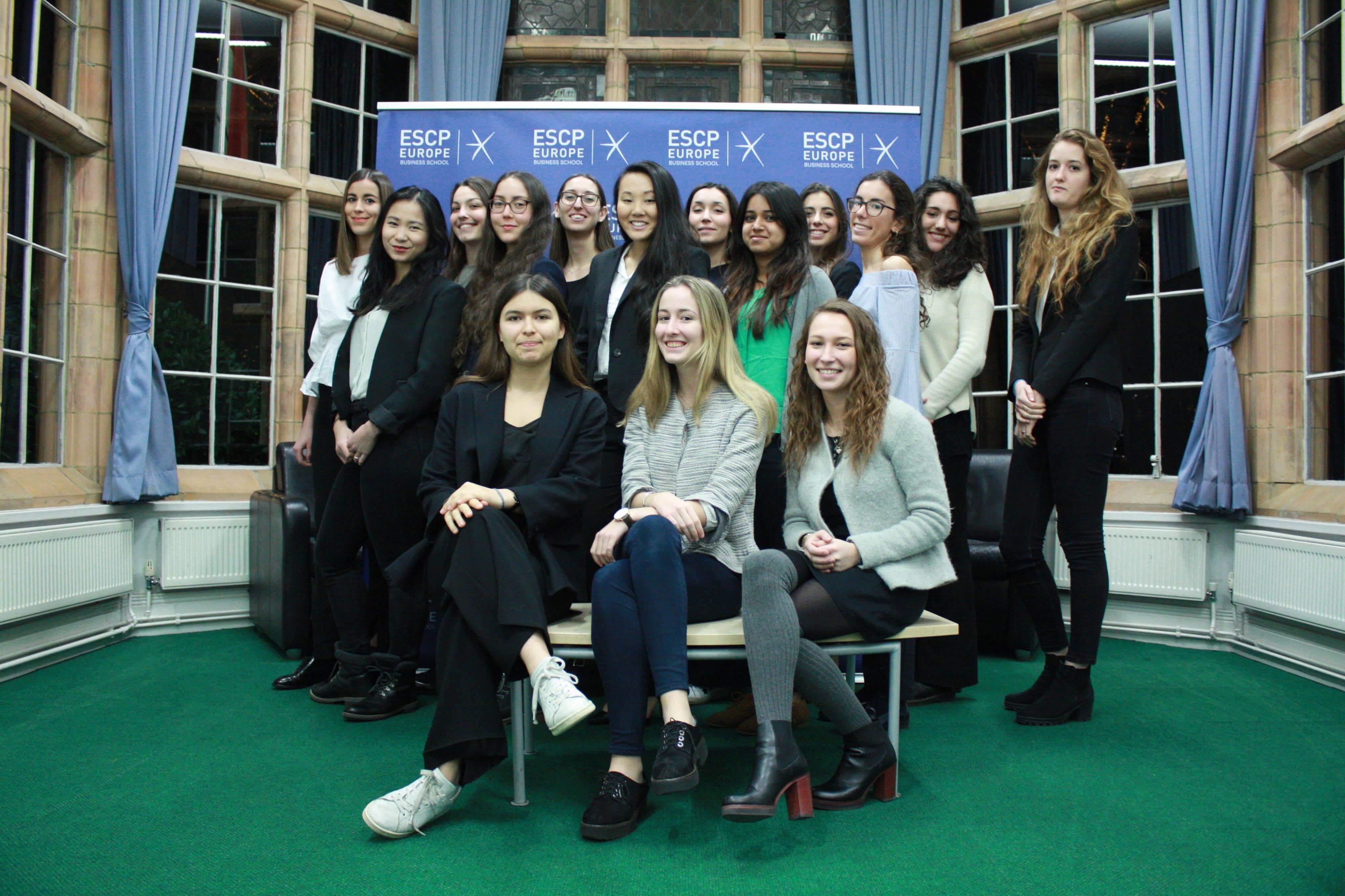 Student Societies Spotlight: ESCP Europe Women in Finance