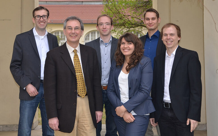 Picture of the Business Ethics qnd Management Control chair, ESCP Europe, Berlin campus