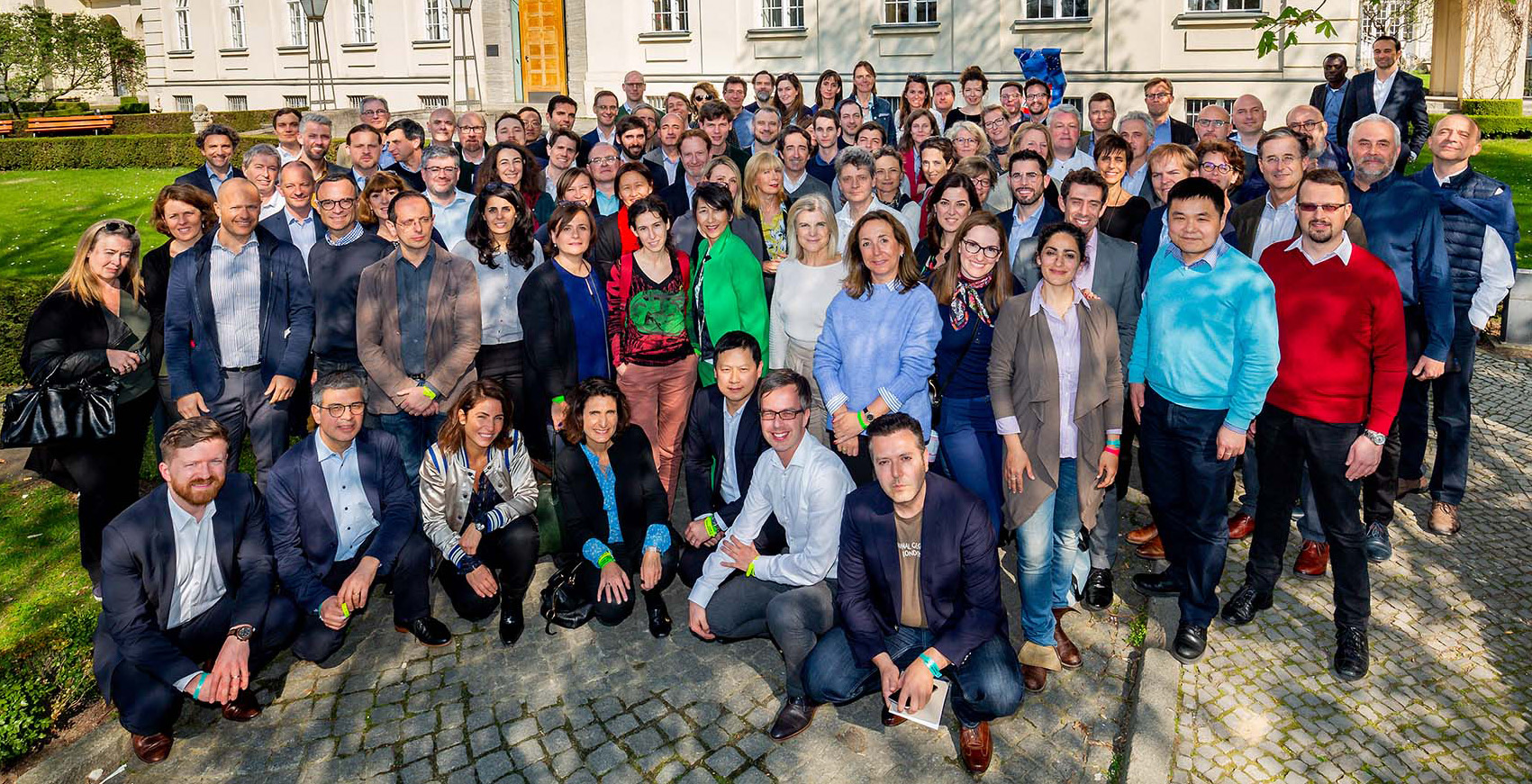 ESCP Europe's multinational faculty met April 7-9 at the school's Berlin campus.