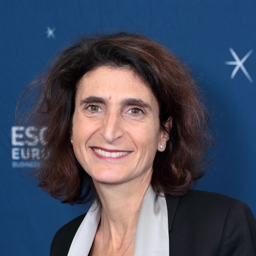 Valérie Moatti - Dean of Faculty - ESCP Europe