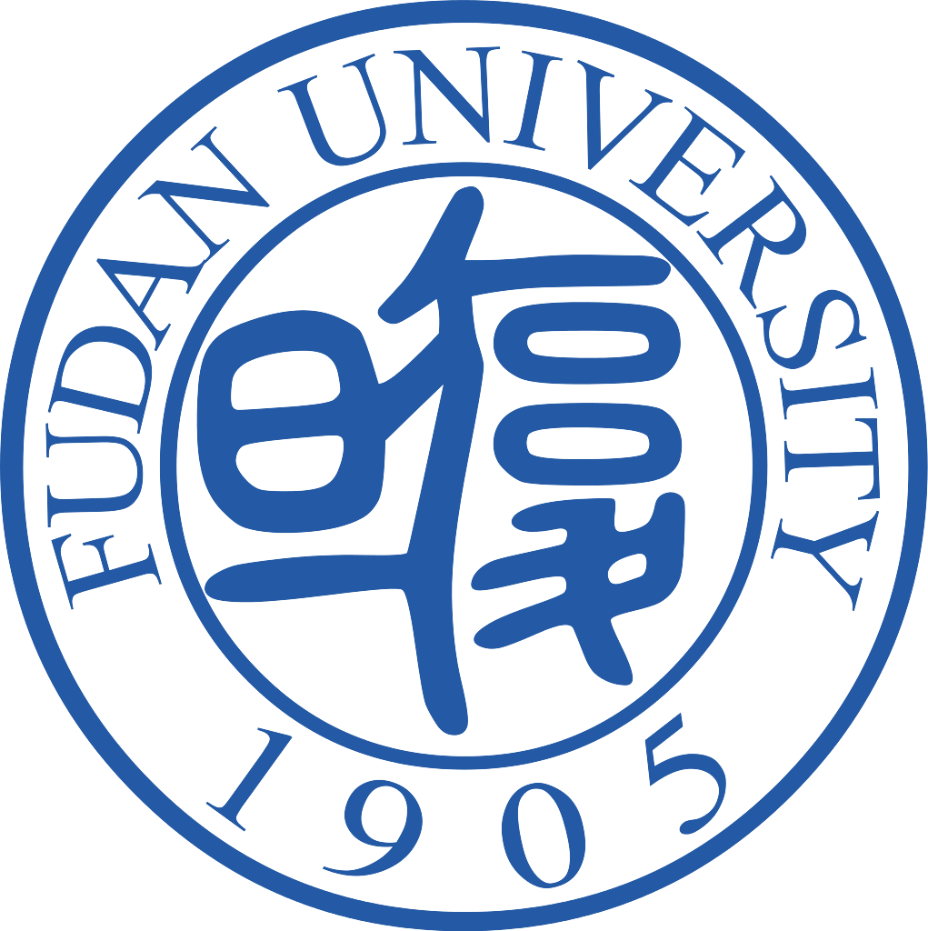 Logo Fudan University, China, Partner of the chair Strategic Management and Decision Making, ESCP, Berlin campus