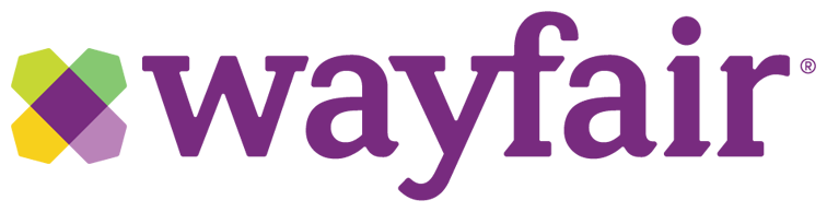 Logo Wayfair, Partner of the chair Strategic Management and Decision Making, ESCP, Berlin campus