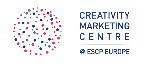 Creativity Markerting Centre ESCP Europe Logo