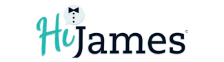 Hi James Logo