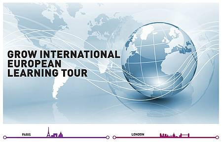 Grow International European Learning Tour - ESCP Europe