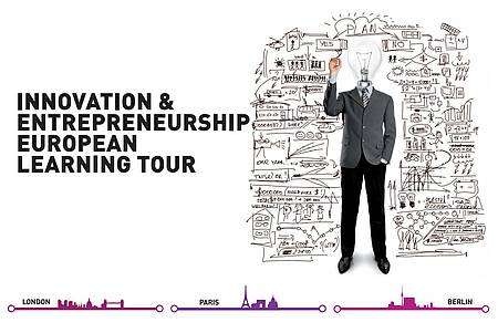 Innovation & Entrepreneurship European Learning Tour - ESCP Europe