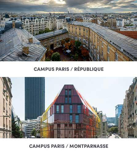 Paris Campus - ESCP Europe