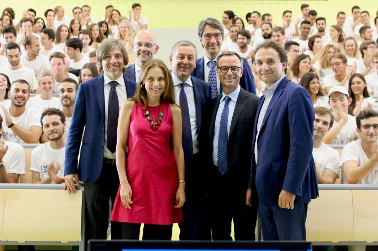 ESCP Europe Turin Campus 2018-2019 Academic Year Opening Ceremony