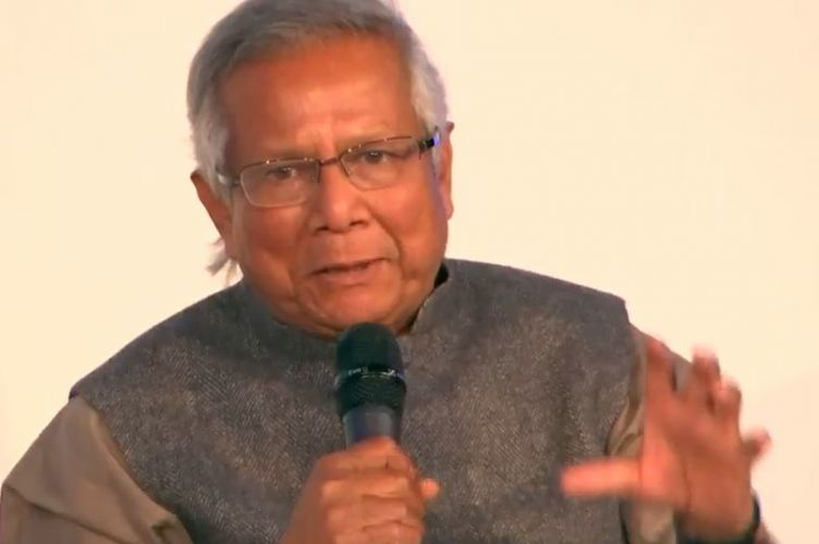 Muhammad Yunus's conference at ESCP Europe