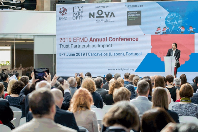 The 2019 EFMD Annual Conference (Image: EFMD Global Network)