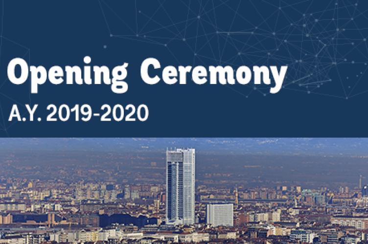 ESCP Europe Turin Campus Academic Year 2019-2020 Opening Ceremony