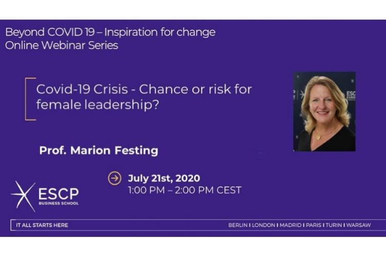 Covid-19 Crisis - Chance or risk for female leadership?
