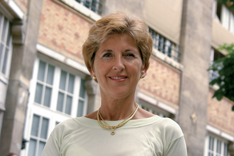 Annie Médina, Professor, Dean of the Faculty, and then Dean of the Madrid Campus, ESCP Europe