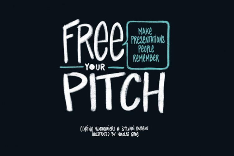 Sylvain bureau wants to free your pitches escp europe