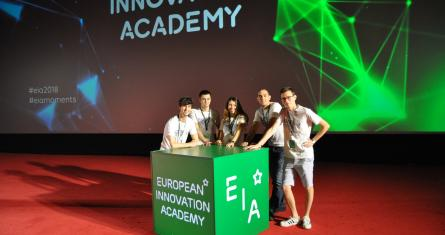 ESCP Europe Students at EIA 2018