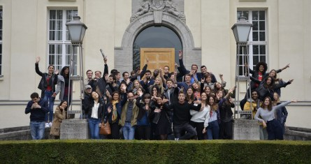 Specialised Masters Class of 2018: Graduation Ceremony in Berlin!