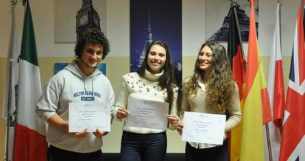 ESCP Europe BSc in Management - Scholarship Contest winners