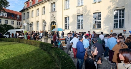 Guests of the European Summer Night at ESCP Europe