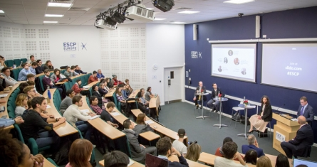 ESCP Business School's Re-Thinking Europe Series: Brexit 2020?