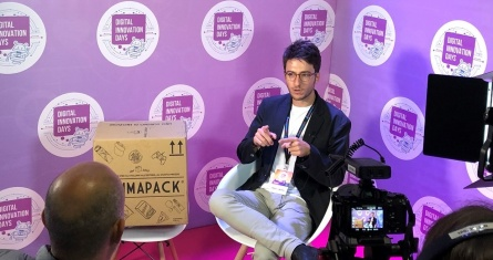 Romolo Ganzerli, ESCP Alumnus and MammaPack co-founder