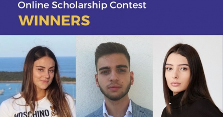 ESCP Bachelor in Management Scholarship Contest winners