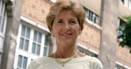 Annie Médina, Professor, Dean of the Faculty, and then Dean of the Madrid Campus, ESCP