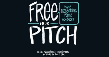 Free Your Pitch Book Cover - ESCP Europe