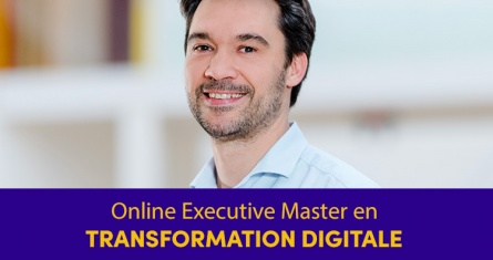 1er Online Executive Master en transformation digitale | ESCP Business School - First Finance