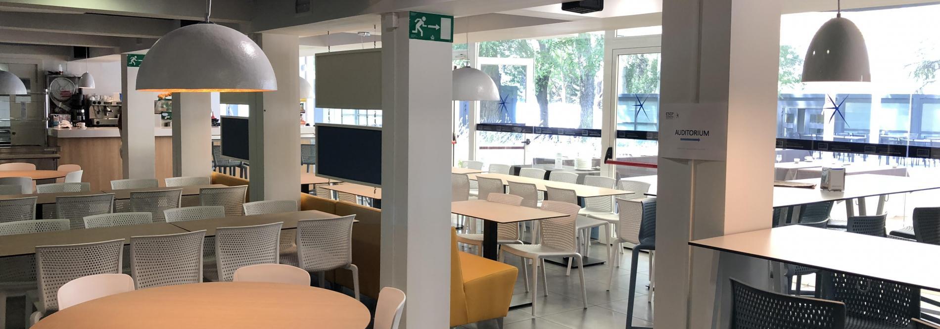 Master Madrid Student Room